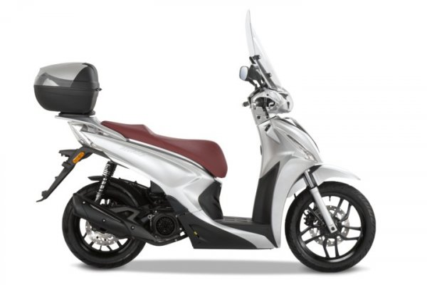 New People S 125i ABS